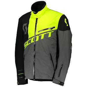 Scott Takki Shell Pro t.harmaa  keltainen 51880ad331
